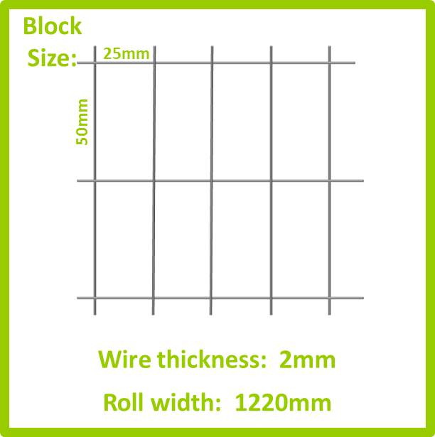 Welded Wire Fence Roll