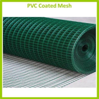 PVC Coated Mesh (Green)