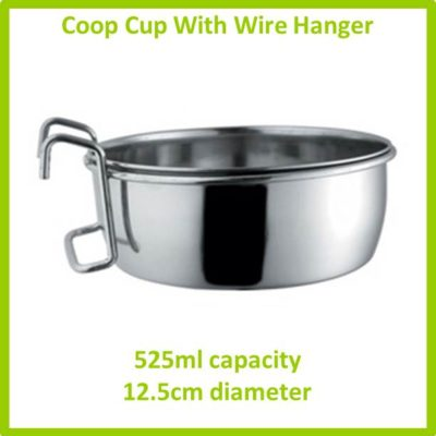coop cup with wire hanger 525ml 12.5cm