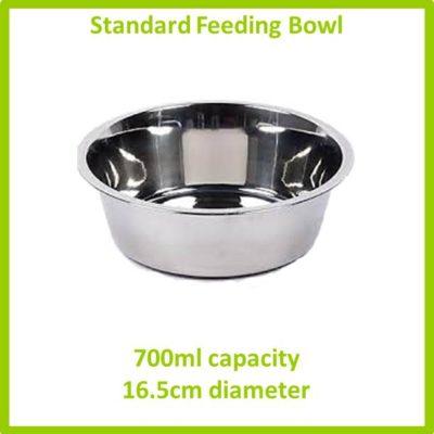 standard feeding bowl 700ml 16.5cm