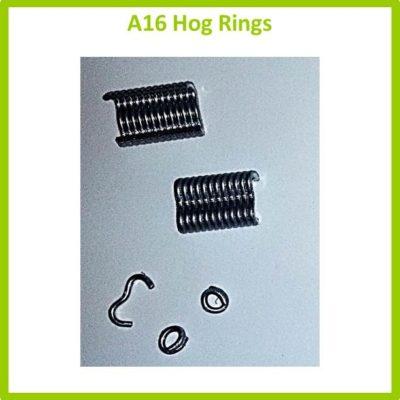 A16 Hog Rings