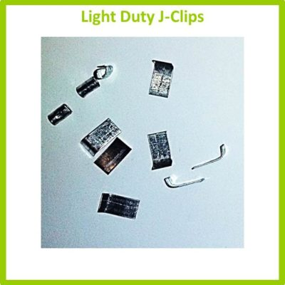 Light duty J-CLips