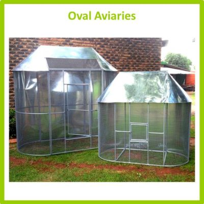 Oval Aviaries