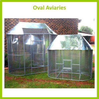 Oval Aviaries