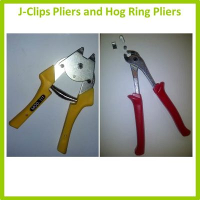 J-Clips and Hog Rings