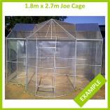 1.8m x 2.7m Joe Cage