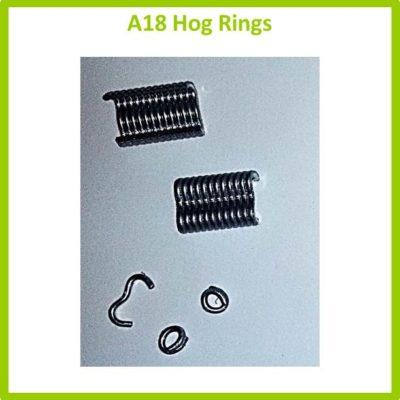 A18 Hog Rings