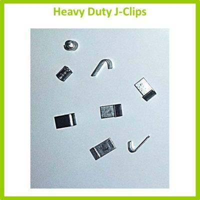 Heavy Duty J-Clips
