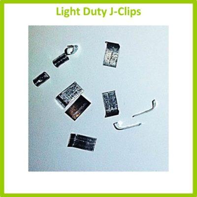 Light duty J-CLips