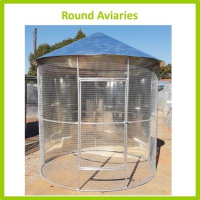 Round Aviaries